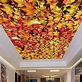 Steaean Plafond Personnalisé 3D Plafond 3D Magnifique Papier Peint Mural Non-Tissé De Papier Peint, 300 * 210Cm