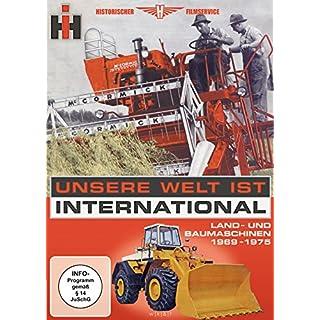 Unsere Welt ist International - Land- und Baumaschinen 1969-1975