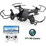 EACHINE E61HW Drone con Telecamera HD WiFi FPV Mini Droni per Principianti Funzione di Sospensione Altitudine Headless…
