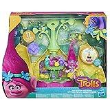 Hasbro Trolls E0335EU4 Trolls Poppys Käfer-Spielplatz, Spielset