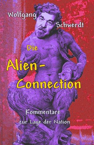 Buchseite und Rezensionen zu 'Die Alien-Connection' von Wolfgang Schwerdt