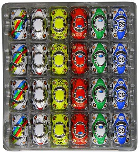Baur Schokoladen-Autos, 1er Pack (72 x 15 g)