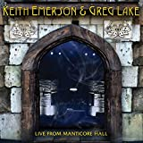 Keith Emerson: Live From Manticore Hall (Audio CD)