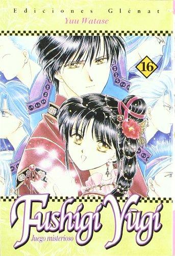 Fushigi Yûgi 16: Juego misterioso (Shojo Manga) por Yuu Watase