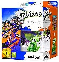 Bundle comprendente il gioco Splatoon e l'amiibo Squid. Descrizione del gioco Splatoon: Splatoon è l'innovativo titolo per Wii U che rivoluziona il genere degli sparatutto multiplayer online nel più puro stile Nintendo! Detta in poche parole Splatoon...
