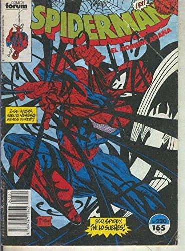 Spiderman volumen 1 numero 220