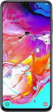 Samsung Galaxy A70 A705F Akıllı Telefon, 128 GB, Siyah (Samsung Türkiye Garantili)