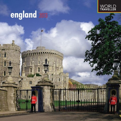 England 2013 7X7 Mini Wall by Browntrout Publishers (2012-07-09)
