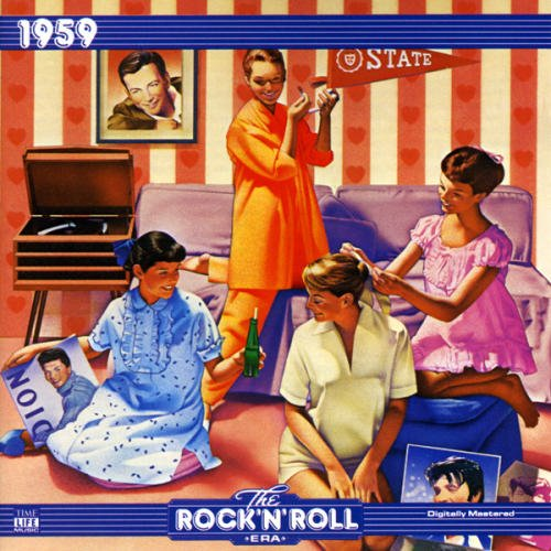 The Rock N' Roll Era: 1959 [Time Life] (UK Import) - N Time-life-rock ' Era Cd Roll