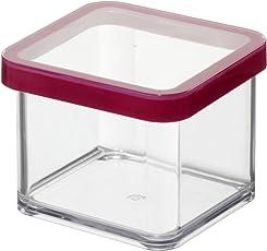 Rotho Vorratsdose Premium Loft - aromadichte Aufbewahrungsbox - BPA-freie Frischhaltedosen