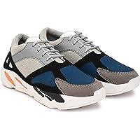 APASH MERCHANDIES Black Comfortable Sport Sneaker Shoes for Men's