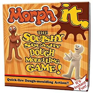 Cheatwell Games Morph It Dough Modelling Game