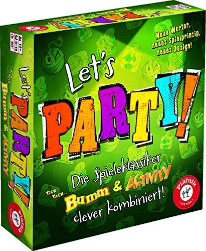 Piatnik 6382 - Activity Let\'s Party, Brettspiel