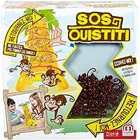 SOS Ouistiti, Jeu de Société et d'Adresse pour Enfants, Version Française, 52562