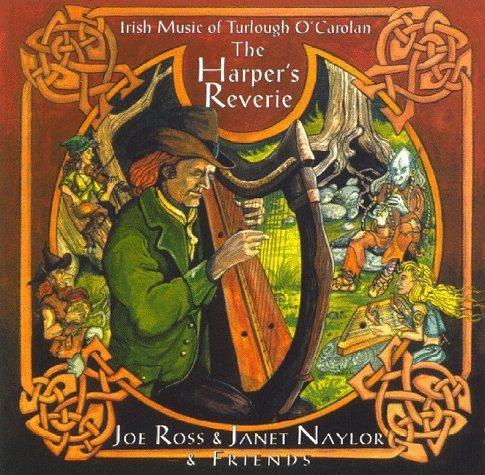 The Harper's Reverie: Irish Music of Turlough O'Carolan (2000-08-15)