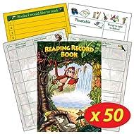 Primary Teaching Services NRRJ50 la lettura di libri (Confezione da 50)
