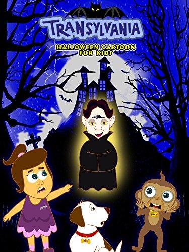 (Transylvania- Halloween Cartoon For Kids [OV])