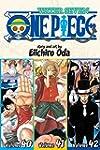 One Piece (3-in-1 Edition) Volume 14