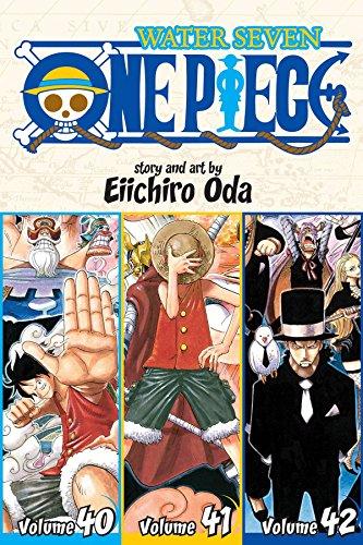 One Piece (3-in-1 Edition) Volume 14: 40, 41, 42 (One Piece (Omnibus Edition)) por Eiichiro Oda