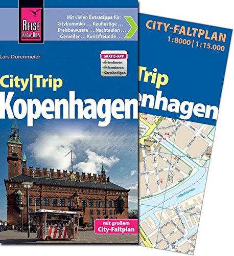 Preisvergleich Produktbild Reise Know-How CityTrip Kopenhagen: Reiseführer mit Faltplan und kostenloser Web-App