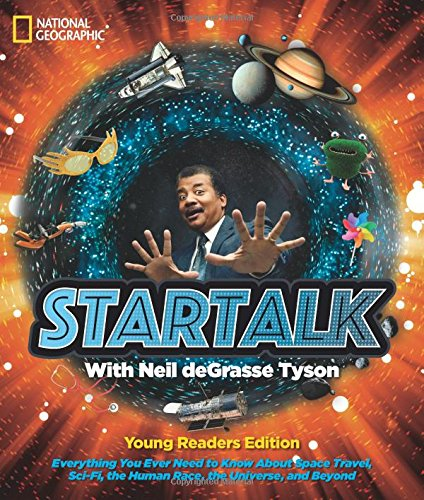 StarTalk (Young Adult Abridged Edition): Young Readers Edition (Science & Nature)