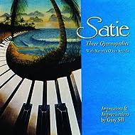 Satie: Three Gymnopedies With Nature's Ocean Sounds