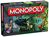 Monopoly Rick & Morty Board Game by USAopoly