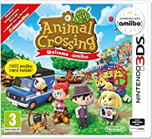 Animal Crossing: New Leaf - Welcome Amiibo! And Amiibo Card [Importación Inglesa]