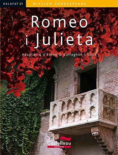 ROMEU I JULIETA (Kalafat) (Catalan Edition) por William Shakespeare