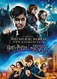 DVD - Harry Potter 1-8 + Fantastic Beasts 1 (1 DVD)