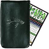 Callaway Scoreboard Karte Leder Halter, schwarz, C40104