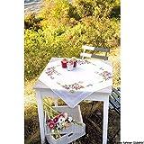 Vervaco PN-0021573 Decke Frühlingsblumen