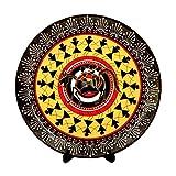 Kolorobia Warli Art Decorative Plate
