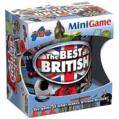 Drumond Park Best Of British Mini Game