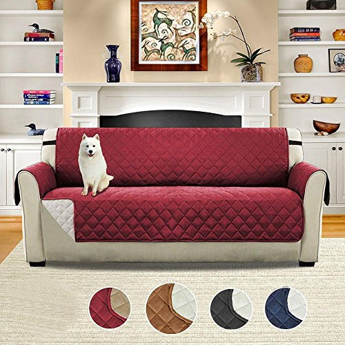 FOONEE Sofa Cover, Protector for Furniture, for Families with Pets and Children, Protective Cover Sofa Armrest Cover, Anti-Dirty, Anti-grab