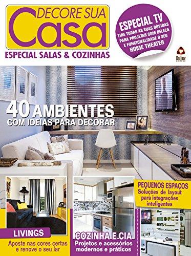 Decore sua Casa Especial 12 (Portuguese Edition) por On Line Editora