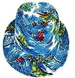 CLUB CUBANA Hawaiianische Fedora Hüte Für Männer