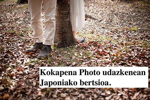 Descargar Libro Kokapena Photo udazkenean Japoniako bertsioa. (Basque Edition) de Nao Matsuura