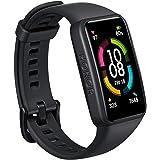 Honor Band 6 Smart Armband 1,47 inch AMOLED Kleur Touchscreen Complete SpO2 Hartslagslag Slaap Zwem Stress Activity Tracker 5