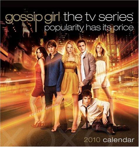 Official Gossip Girl Calendar 2010