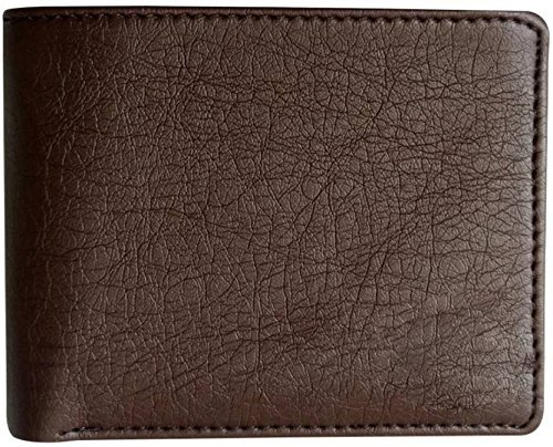 KEZRO Men's Wallet - Dark Brown