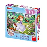 Dino Toys Dino toys350168Sofia in Park Maxi Puzzle (24)