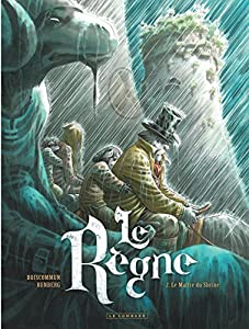 """Afficher """"Le règne n° 02<br /> Le maitre du shrine"""""""
