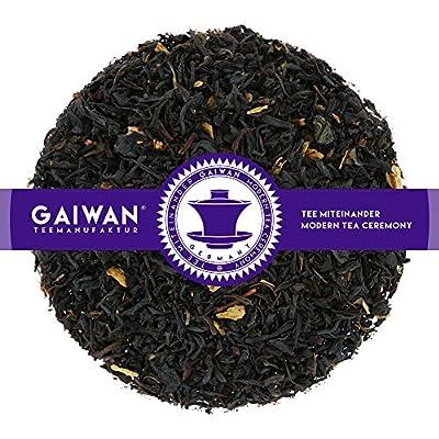 "N° 1358: Thé noir ""Crème de rhubarbe"" - feuilles de thé - GAIWAN® GERMANY - thé noir d'Inde, Chine, hibiscus, rhubarbe"