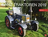 Starke Lanz Traktoren - Kalender 2019