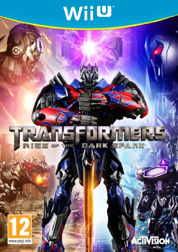 Transformers: Rise of the Dark Spark (Nintendo Wii U) [UK IMPORT] (Wii U-transformers)