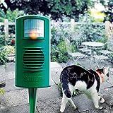 Gärtner Pötschke Elektrischer Katzenschreck CATWatch