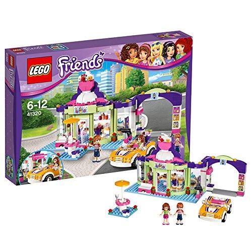 Preisvergleich Produktbild Lego Friends 41320 - Heartlake Joghurteisdiele Exklusiv