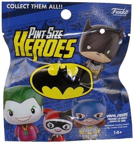 Figura Pint Size DC Batman Blindbags