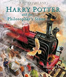 Harry Potter and the Philosopher's Stone: Illustrated Edition (Harry Potter Illustrated Editi)